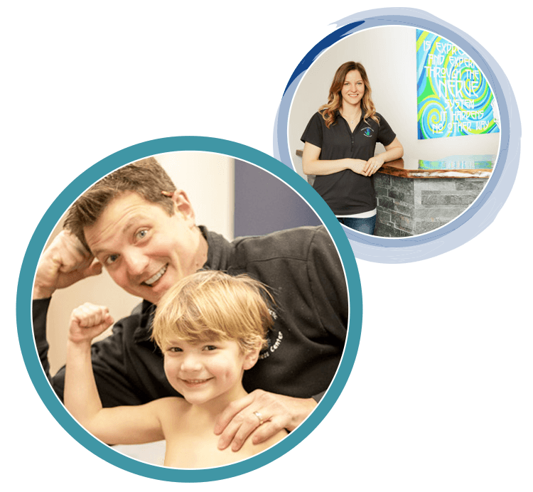 Chiropractor Dubuque IA Jack Hinderman and Jenny Leist