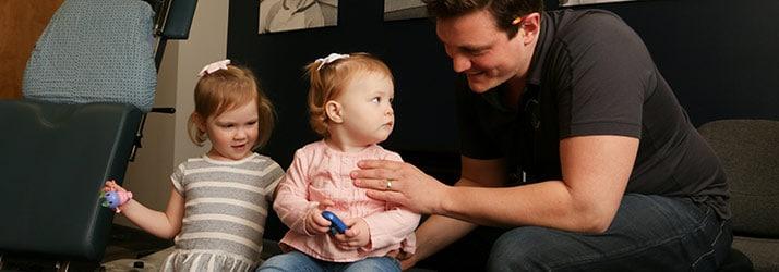 Chiropractor Dubuque IA Jack Hinderman Pediatric Chiropractor